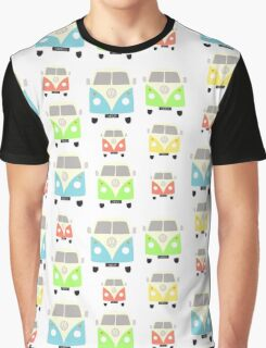 VW Campers Graphic T-Shirt