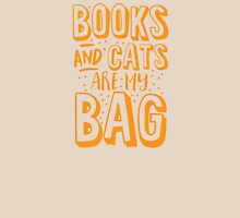 BOOKS AND CATS are my BAG T-Shirt
