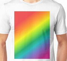 Rainbow gradient Unisex T-Shirt