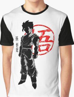 Crimson Gohan Graphic T-Shirt