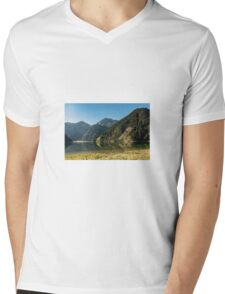 Nature Mens V-Neck T-Shirt