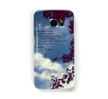 House Of Leaves Samsung Galaxy Case/Skin