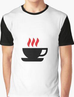 Coffee Mug Graphic T-Shirt