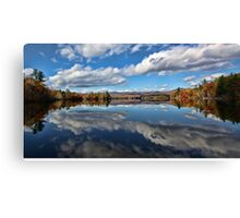 Autumn Tranquility Canvas Print