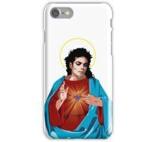 MJ sacred heart iPhone Case/Skin