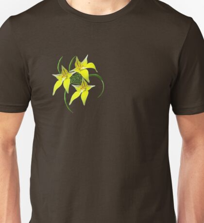 Cowslip Orchid Love Celtic Knotwork Heart Unisex T-Shirt