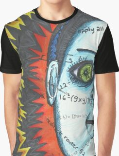 Eye Robot Graphic T-Shirt