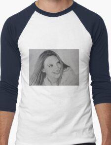 Anna Torv Men's Baseball ¾ T-Shirt
