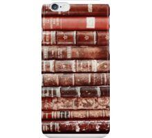 Vintage Books phone case iPhone Case/Skin
