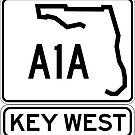A1A - Key West, The Conch Republic by IntWanderer