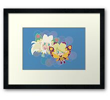 Eos & Selene - Anybody need some healing? Framed Print