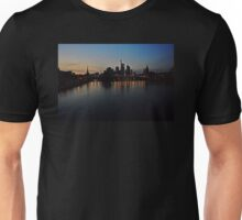 Waiting for the night to fall Unisex T-Shirt