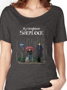My Neighbor Sherlock Women's Relaxed Fit T-Shirt