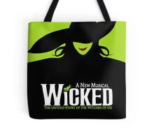 Wicked Broadway Musical - Untold Story about Wizard Of Oz - T-Shirt Tote Bag
