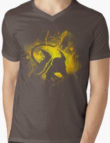 Thunder Rat Mens V-Neck T-Shirt