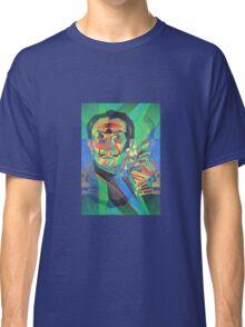Salvador Dali's Primary Persistence  Classic T-Shirt