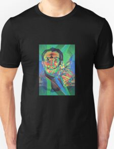 Salvador Dali's Primary Persistence  Unisex T-Shirt