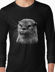 Otter Long Sleeve T-Shirt