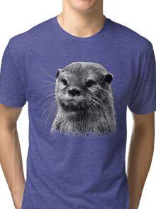 Otter Tri-blend T-Shirt