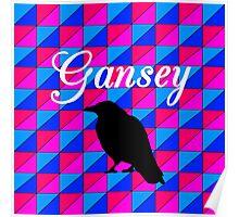 Gansey Poster