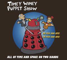 Timey Wimey Puppet Show by timeywimeyps