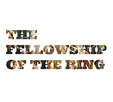 Fellowship of the Ring by ElvenMerchant