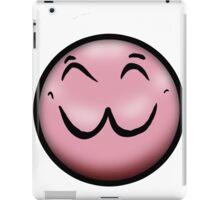 Cutesy Face iPad Case/Skin