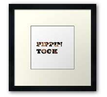 Pippin Took Framed Print