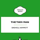 The Thin Man Book Cover tee by jigglypuffsarah