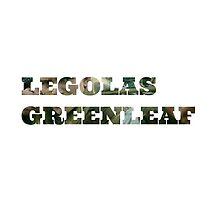 Legolas Greenleaf by ElvenMerchant
