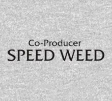 SPEED WEED One Piece - Long Sleeve