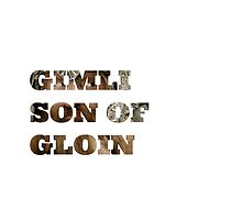 Gimli son of Gloin by ElvenMerchant