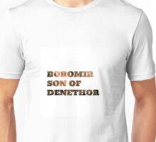 Boromir son of Denethor Unisex T-Shirt