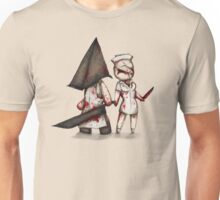 Silent Plushie Hill Unisex T-Shirt