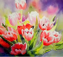 Easter Bouquet by Ruth S Harris