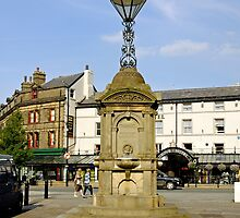 Turner's Memorial, Buxton by Rod Johnson