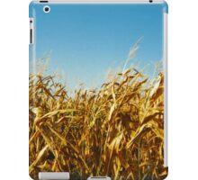fields & wind iPad Case/Skin