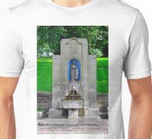 St Ann's Well, Buxton Unisex T-Shirt