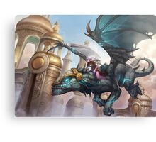 Drake of the North Wind Canvas Print