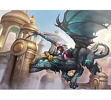 Drake of the North Wind Photographic Print