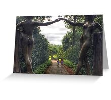 The Garden Greeting Card