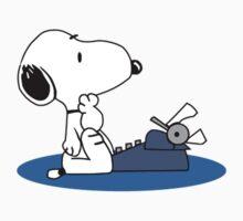 Cartoon Snoopy Kids Clothes