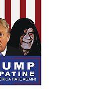 Trump - Palpatine : Make America Hate Again! by MauricioC