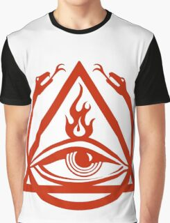 The Order of the Triad - The Venture Brothers Graphic T-Shirt