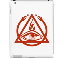 The Order of the Triad - The Venture Brothers iPad Case/Skin