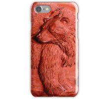 """Terracotta Bear"" by Carter L. Shepard""  iPhone Case/Skin"