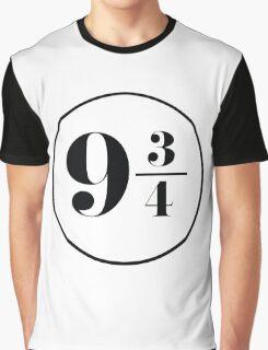 Platform 9 3/4 Graphic T-Shirt