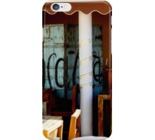 Flavor by Bonaire  iPhone Case/Skin