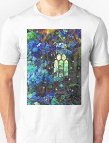 The decorated window Unisex T-Shirt