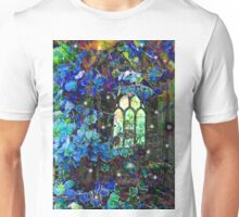The decorated window Unisex T-Shirt